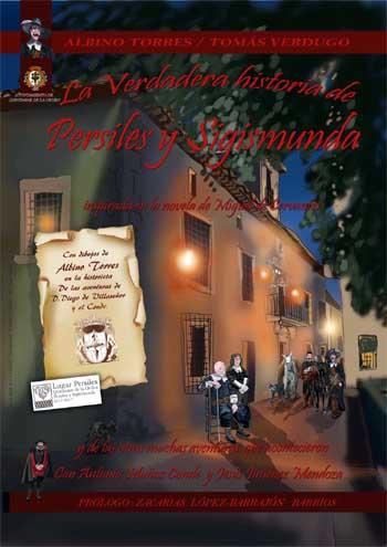 La verdadera historia de Persiles y Sigismunda
