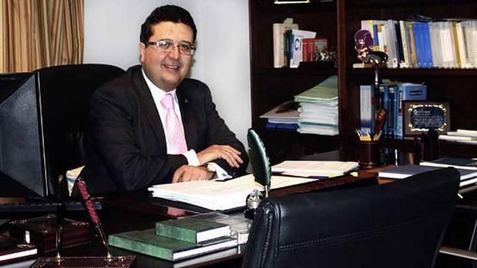 El exjuez Francisco Serrano, fue candidato de Vox a la Junta de Andalucía VOX