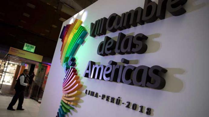 América llega de nuevo incompleta a su Cumbre con la ausencia de Venezuela