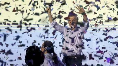 Amplio triunfo de Macri en las primarias legislativas en Argentina
