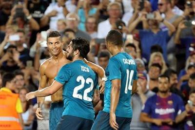 Real Madrid acaricia la Supercopa