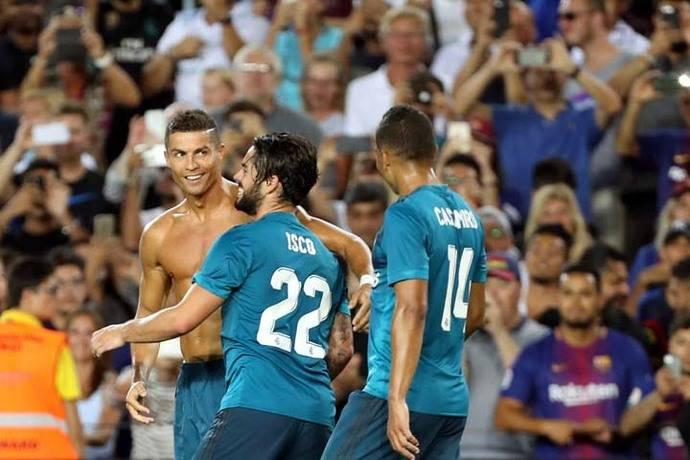 Real Madrid acaricia la Supercopa