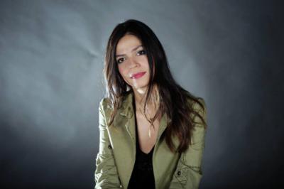La escritora siria Dima Wannous presenta en Madrid 'Los que tienen miedo'