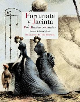 """""""Fortunata y Jacinta"""", la mejor novela de Galdós"""