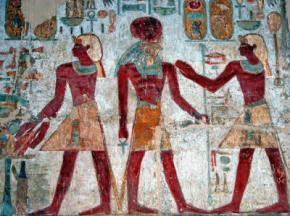 El Origen de la Cosmogonía Egipcia