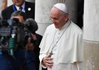 El papa Francisco le respondió a Nicolás Maduro su pedido de mediación en la crisis.