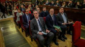 El caso de los Independentistas catalanes