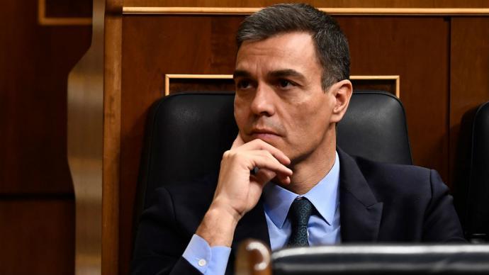 Parlamento español rechaza el primer presupuesto de Pedro Sánchez