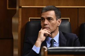 Pedro Sánchez, presidente del gobierno de España adelantará las elecciones tras el revés en el Parlamento.