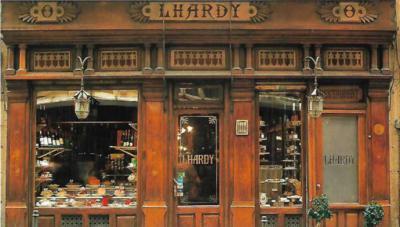 Lhardy, un sitio romántico donde disfrutar