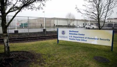 Estados Unidos: hombre es abatido tras atacar centro de detención de migrantes