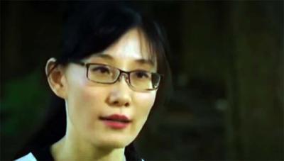 Li-Meng Yan, una doctora que se especializó en virología e inmunología en la Escuela de Salud Pública de Hong Kong