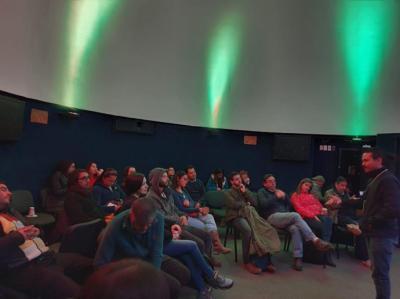 Cámara Regional de Turismo y Corfo certifican a cerca de 90 empresas de Astroturismo de la Región de Coquimbo, Chile