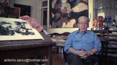 """Antonio Zarco, el pintor que nos ha dejado """"Poesía y prosa (1970 -2011), publicado por la editorial Cántico"""
