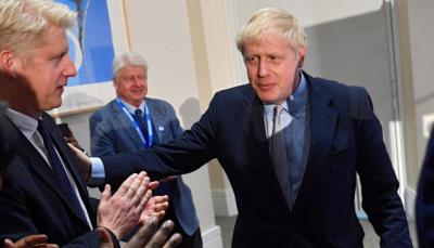 Boris Johnson parte como favorito para suceder a May