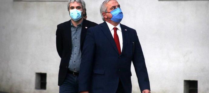 Piñera pide la dimisión al ministro de Salud tras polémica gestión del coronavirus en Chile