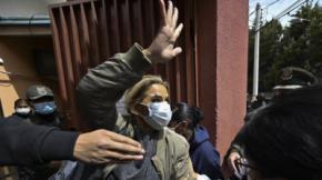 La expresidenta está acusada de delitos de sedición, terrorismo y conspiración