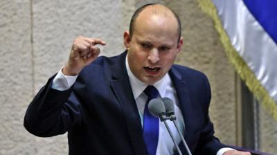 El derechista Naftali Bennett asciende al poder del parlamento israelí