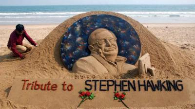 El mundo entero rinde homenaje a Stephen Hawking