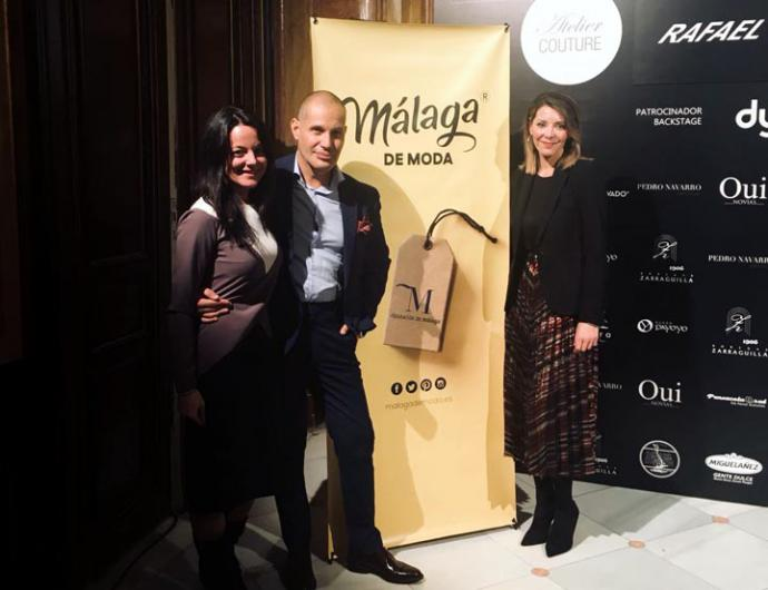 Málaga de Moda impulsa la promoción del diseño malagueño en el salón Atelier Couture de Madrid