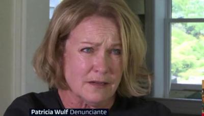 Patricia Wulf, la cantante que denunció por acoso sexual a Plácido Domingo