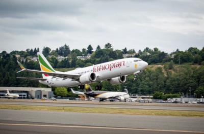 El accidente de un Boeing 737Max  de Ethiopian Airlines ha precipitado la suspensión para volar este avión en Europa