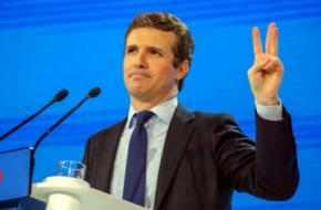 Pablo Casado, líder del Partido Popular.
