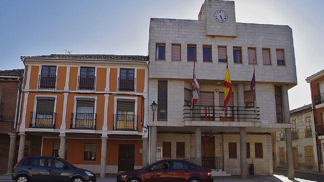 Imagen del Ayuntamiento de Villarramiel.