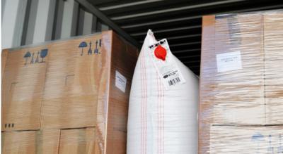 Bolsas hinchables para protección de mercancías