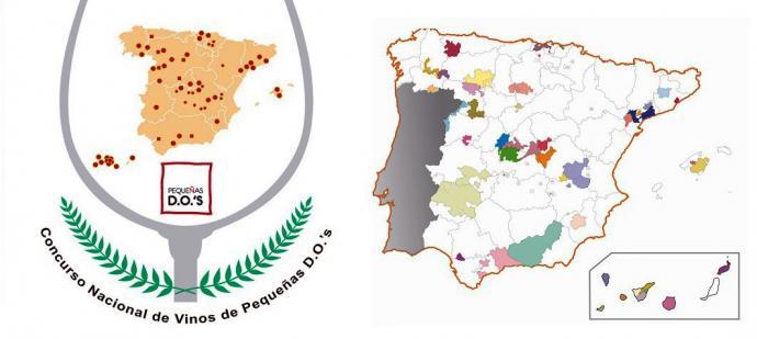 Concurso nacional de vinos de pequeñas D.O.'S