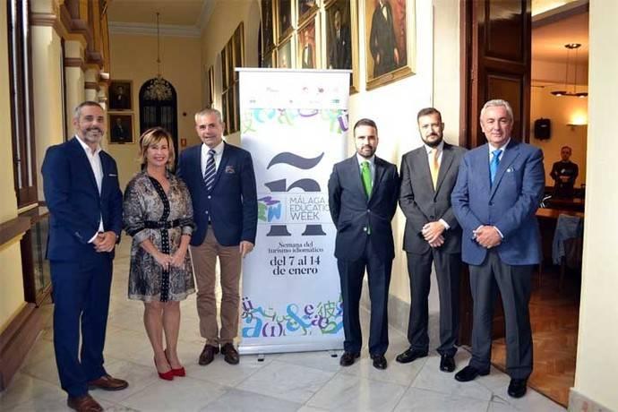 La Costa del Sol será epicentro del turismo idiomático en enero gracias a la semana del español en Málaga