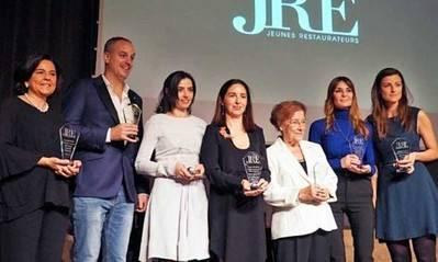 Ganadoras de 'Gastronomía en Femenino'