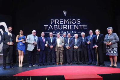 Rotundo éxito de diario de avisos en la entrega de la gala anual de los galardones Taburiente 2019