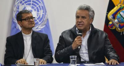 Lenín Moreno (d) derogó Decretazo