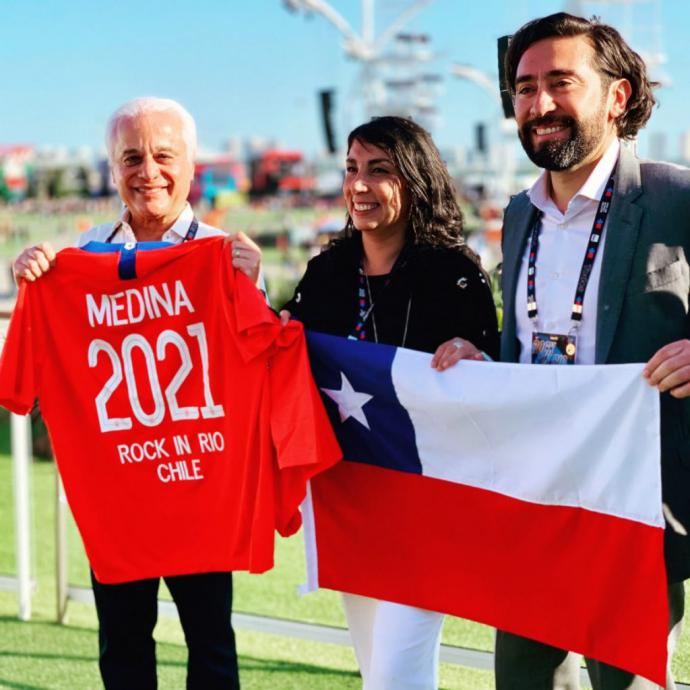 Confirmado: Chile será sede de Rock in Río en 2021