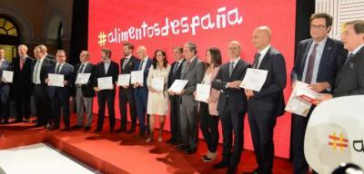 Premios Alimentos de España 2018