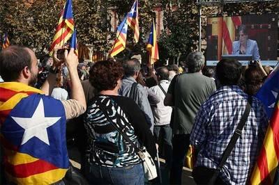 Fiscalía pide imputar a alcaldes catalanes que cedan locales para referéndum