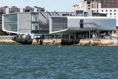 Centro Botín para el Arte, edificio de Renzo Piano que vuela sobre el mar de Santander