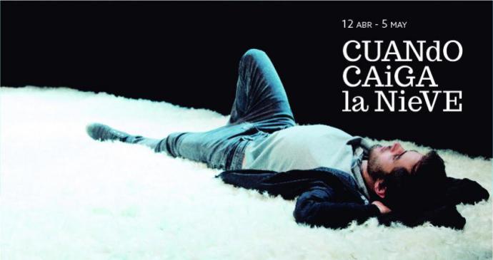 """""""Cuando caiga la nieve"""" de Javier Vicedo y dirección de Julio Provencio en el Teatro Fernán Gómez de Madrid"""