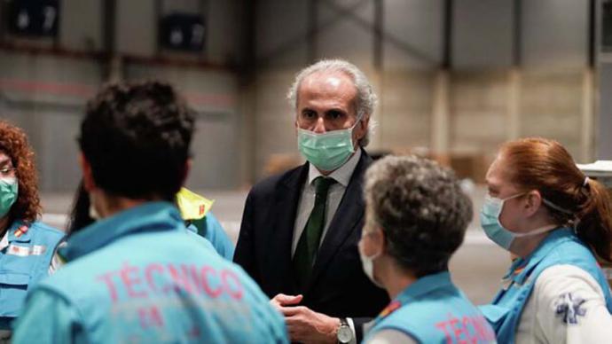 Madrid reconoce que han fallecido 620 personas en sus casas con coronavirus que no figuran en los datos oficiales