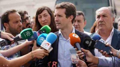 Casado carga contra el Gobierno por su giro con el Aquarius y Podemos pide que la decisión 'no dependa de la agenda política de la semana'