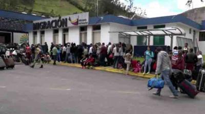 Municipio de Quito decretó estado de emergencia por afluencia de venezolanos
