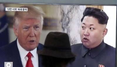 Kim Jong-un retrocede y dice que por ahora no atacará la isla de Guam