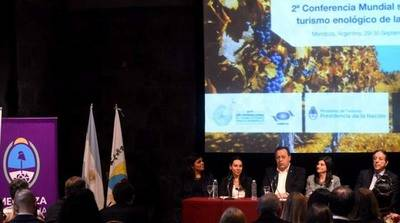 Encuentro mundial sobre enoturismo en Mendoza, Argentina