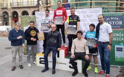 La carrera solidaria del hojaldre reunió a 200 participantes en Torrelavega