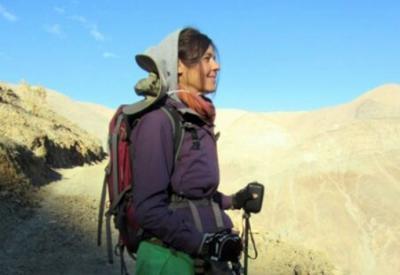 """Stefanie Hägele, de Indian Valley Explorer: """"Donde hay un deseo hay un camino"""""""