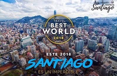 National Geographic Traveler destaca Santiago de Chile como destino imperdible 2018