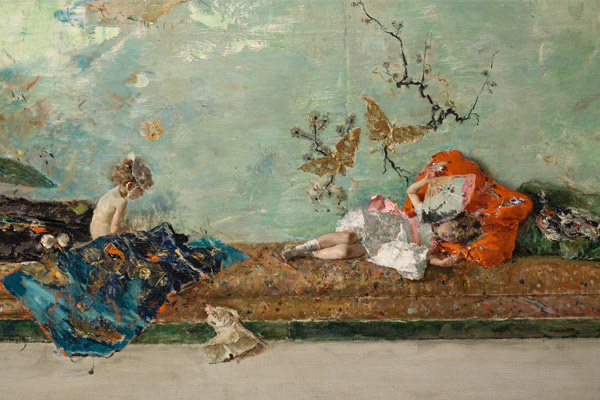 """""""Fortuny (1838-1874)"""", exposición antológica de éxito en el Museo del Prado"""