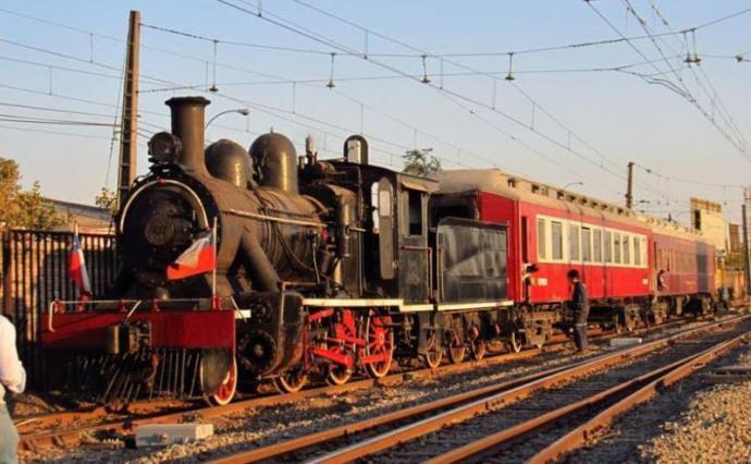 EFE ampliará servicios de trenes turísticos en Valdivia, Los Andes y al Valle de Lluta