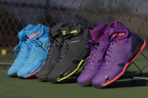 Wilson, el mejor fabricante de zapatillas de pádel
